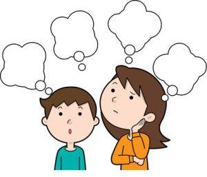 子供の疑問